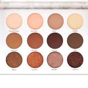 Soiree Diaries Eyeshadow Palette